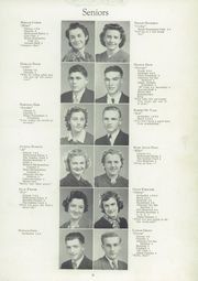 Page 13, 1940 Edition, Meridian High School - Mana Ha Sa Yearbook (Meridian, ID) online yearbook collection