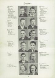 Page 14, 1940 Edition, Meridian High School - Mana Ha Sa Yearbook (Meridian, ID) online yearbook collection