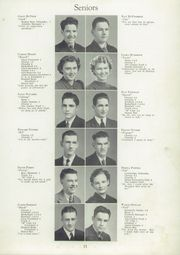 Page 15, 1940 Edition, Meridian High School - Mana Ha Sa Yearbook (Meridian, ID) online yearbook collection