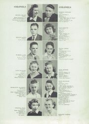 Page 15, 1943 Edition, Meridian High School - Mana Ha Sa Yearbook (Meridian, ID) online yearbook collection