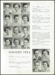 Page 15, 1954 Edition, Meridian High School - Mana Ha Sa Yearbook (Meridian, ID) online yearbook collection