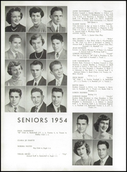 Page 16, 1954 Edition, Meridian High School - Mana Ha Sa Yearbook (Meridian, ID) online yearbook collection