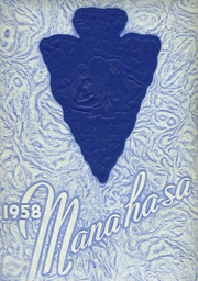 1958 Edition, Meridian High School - Mana Ha Sa Yearbook (Meridian, ID)