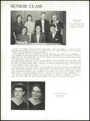 Page 14, 1959 Edition, Meridian High School - Mana Ha Sa Yearbook (Meridian, ID) online yearbook collection
