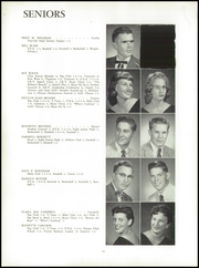 Page 16, 1959 Edition, Meridian High School - Mana Ha Sa Yearbook (Meridian, ID) online yearbook collection