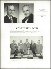 Page 8, 1959 Edition, Meridian High School - Mana Ha Sa Yearbook (Meridian, ID) online yearbook collection