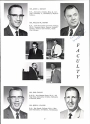 Page 11, 1966 Edition, Meridian High School - Mana Ha Sa Yearbook (Meridian, ID) online yearbook collection