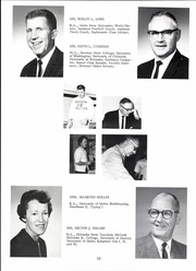 Page 14, 1966 Edition, Meridian High School - Mana Ha Sa Yearbook (Meridian, ID) online yearbook collection