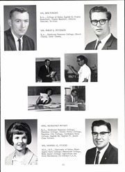 Page 15, 1966 Edition, Meridian High School - Mana Ha Sa Yearbook (Meridian, ID) online yearbook collection