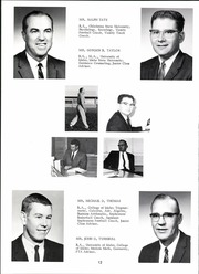 Page 16, 1966 Edition, Meridian High School - Mana Ha Sa Yearbook (Meridian, ID) online yearbook collection