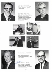 Page 17, 1966 Edition, Meridian High School - Mana Ha Sa Yearbook (Meridian, ID) online yearbook collection