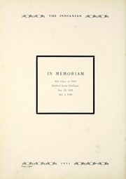 Page 12, 1931 Edition, Montpelier High School - Spartan Yearbook (Montpelier, IN) online yearbook collection