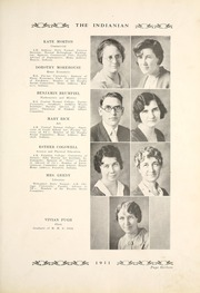 Page 17, 1931 Edition, Montpelier High School - Spartan Yearbook (Montpelier, IN) online yearbook collection