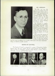 Page 11, 1938 Edition, Montpelier High School - Spartan Yearbook (Montpelier, IN) online yearbook collection