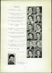 Page 12, 1938 Edition, Montpelier High School - Spartan Yearbook (Montpelier, IN) online yearbook collection