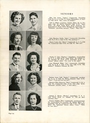 Page 14, 1949 Edition, Montpelier High School - Spartan Yearbook (Montpelier, IN) online yearbook collection