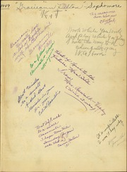 Page 3, 1949 Edition, Montpelier High School - Spartan Yearbook (Montpelier, IN) online yearbook collection
