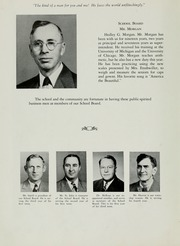 Page 10, 1950 Edition, Montpelier High School - Spartan Yearbook (Montpelier, IN) online yearbook collection