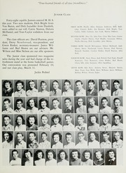 Page 17, 1950 Edition, Montpelier High School - Spartan Yearbook (Montpelier, IN) online yearbook collection