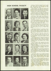 Page 10, 1951 Edition, Montpelier High School - Spartan Yearbook (Montpelier, IN) online yearbook collection