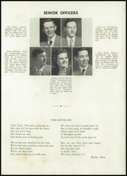 Page 11, 1951 Edition, Montpelier High School - Spartan Yearbook (Montpelier, IN) online yearbook collection