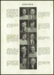 Page 12, 1951 Edition, Montpelier High School - Spartan Yearbook (Montpelier, IN) online yearbook collection