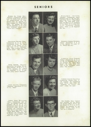 Page 13, 1951 Edition, Montpelier High School - Spartan Yearbook (Montpelier, IN) online yearbook collection