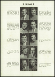 Page 14, 1951 Edition, Montpelier High School - Spartan Yearbook (Montpelier, IN) online yearbook collection