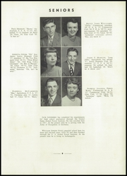 Page 15, 1951 Edition, Montpelier High School - Spartan Yearbook (Montpelier, IN) online yearbook collection