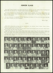 Page 16, 1951 Edition, Montpelier High School - Spartan Yearbook (Montpelier, IN) online yearbook collection