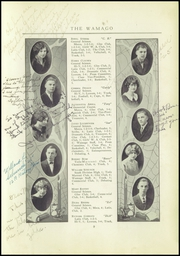 Page 11, 1925 Edition, West Allis High School - Wamago Yearbook (West Allis, WI) online yearbook collection