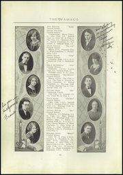 Page 12, 1925 Edition, West Allis High School - Wamago Yearbook (West Allis, WI) online yearbook collection