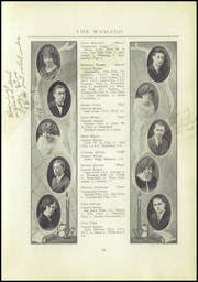 Page 15, 1925 Edition, West Allis High School - Wamago Yearbook (West Allis, WI) online yearbook collection