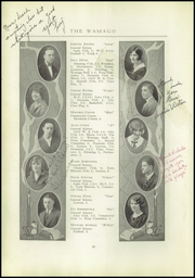 Page 16, 1925 Edition, West Allis High School - Wamago Yearbook (West Allis, WI) online yearbook collection