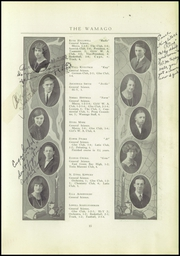 Page 17, 1925 Edition, West Allis High School - Wamago Yearbook (West Allis, WI) online yearbook collection