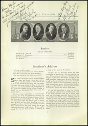 Page 8, 1925 Edition, West Allis High School - Wamago Yearbook (West Allis, WI) online yearbook collection