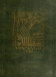 Page 1, 1930 Edition, West Allis High School - Wamago Yearbook (West Allis, WI) online yearbook collection