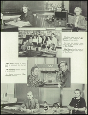 Page 13, 1948 Edition, West Allis High School - Wamago Yearbook (West Allis, WI) online yearbook collection