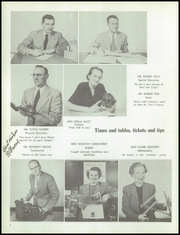 Page 12, 1953 Edition, West Allis High School - Wamago Yearbook (West Allis, WI) online yearbook collection