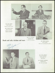Page 13, 1953 Edition, West Allis High School - Wamago Yearbook (West Allis, WI) online yearbook collection