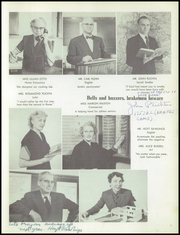 Page 15, 1953 Edition, West Allis High School - Wamago Yearbook (West Allis, WI) online yearbook collection