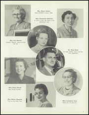 Page 11, 1956 Edition, West Allis High School - Wamago Yearbook (West Allis, WI) online yearbook collection