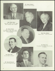 Page 12, 1956 Edition, West Allis High School - Wamago Yearbook (West Allis, WI) online yearbook collection
