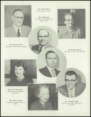 Page 13, 1956 Edition, West Allis High School - Wamago Yearbook (West Allis, WI) online yearbook collection