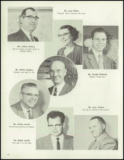 Page 14, 1956 Edition, West Allis High School - Wamago Yearbook (West Allis, WI) online yearbook collection