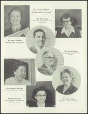 Page 15, 1956 Edition, West Allis High School - Wamago Yearbook (West Allis, WI) online yearbook collection