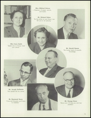 Page 17, 1956 Edition, West Allis High School - Wamago Yearbook (West Allis, WI) online yearbook collection