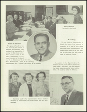 Page 8, 1956 Edition, West Allis High School - Wamago Yearbook (West Allis, WI) online yearbook collection