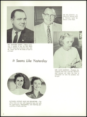 Page 10, 1960 Edition, West Allis High School - Wamago Yearbook (West Allis, WI) online yearbook collection