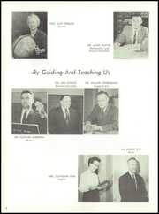 Page 12, 1960 Edition, West Allis High School - Wamago Yearbook (West Allis, WI) online yearbook collection